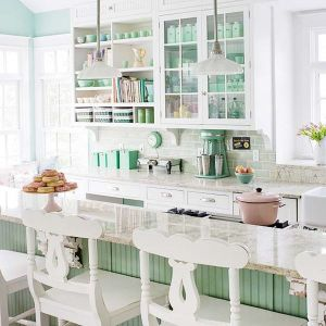 Totally girly dream kitchen